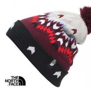 The North Face 'Ski Tuke V' Beanie Deep Garnet Red